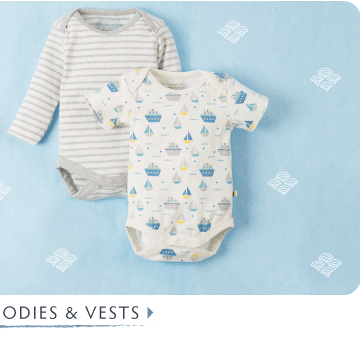 Shop Baby Bodies & Vests