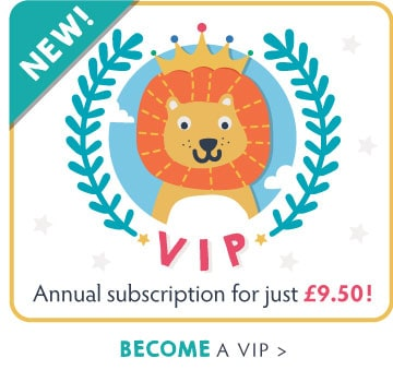 Become a Frugi VIP!