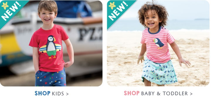 Shop Kids and Baby & Toddler