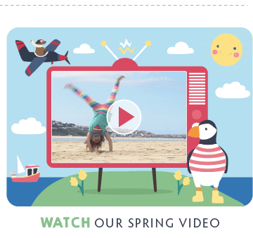 Watch our Spring Video!