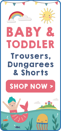 Baby Trousers, Dungarees & Shorts