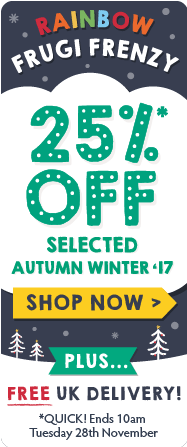 [B2C] UP TO 25% OFF AW17 - BLACK FRIDAY