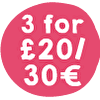 [B2C] 3 for £20