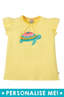 Ellie Applique T-shirt