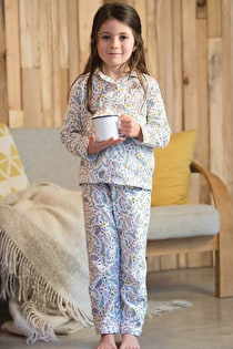 Clementine Cotton PJs