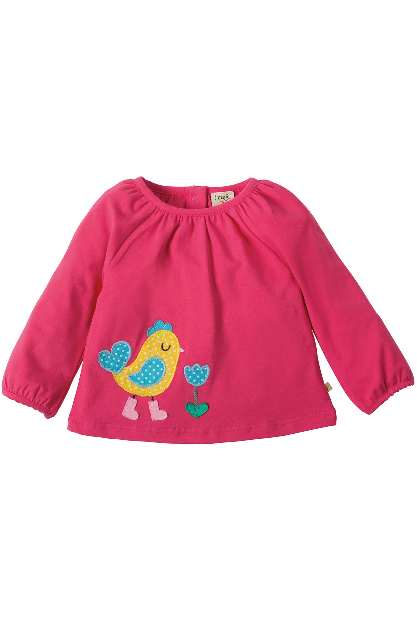 Stockists of Abigail Applique Top