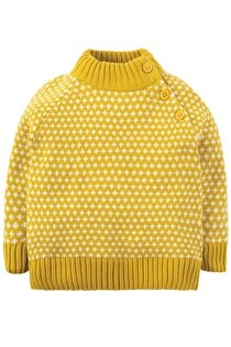 Cosy Fisherman Jumper