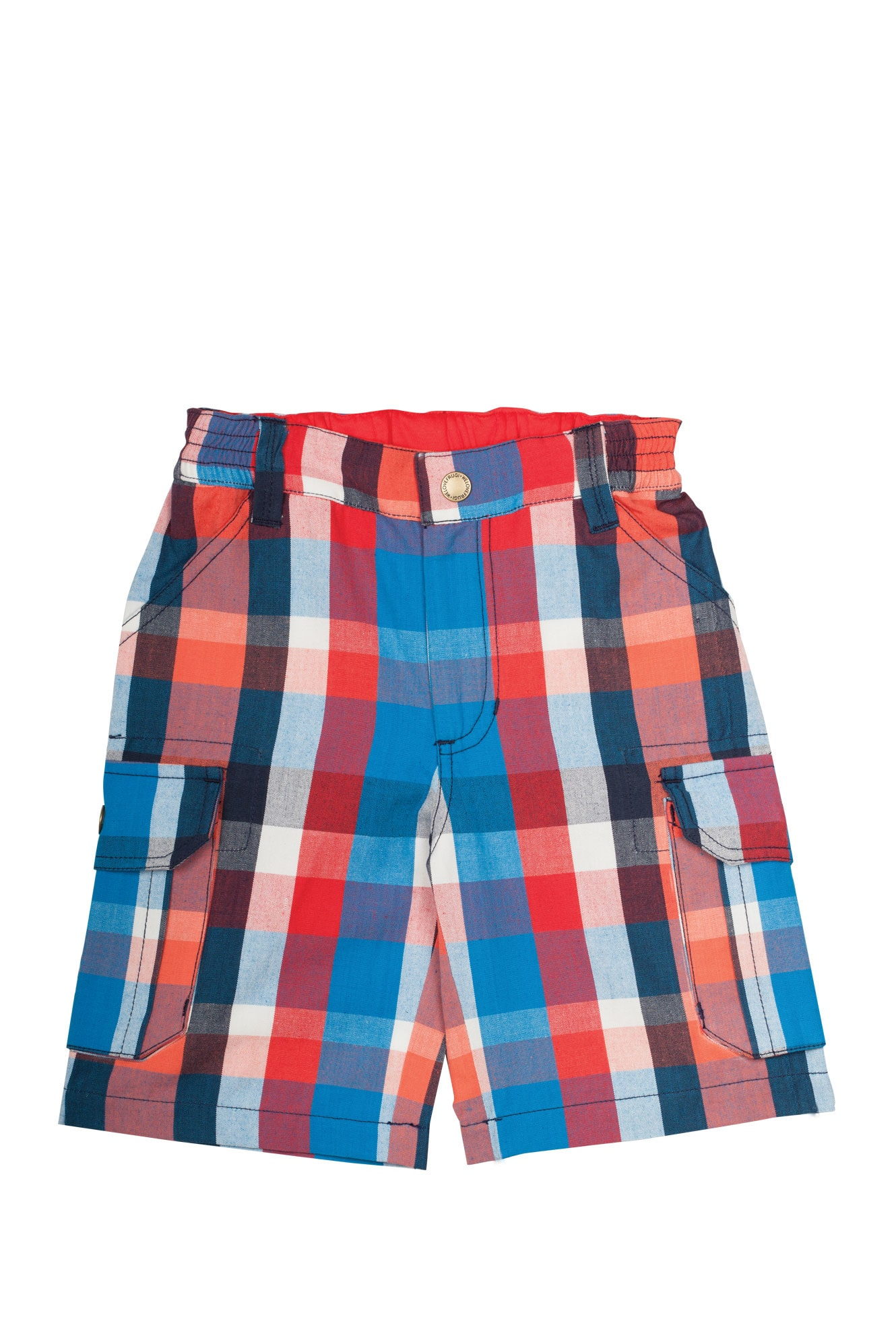 Stockists of Check Shorts