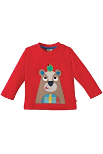 Little Discovery Applique T-shirt