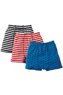 Treen Trunks 3 Pack