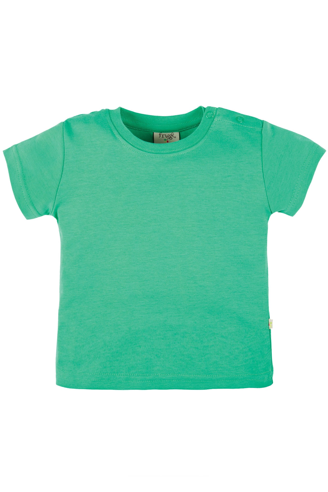 Little Organic Plain T-shirt