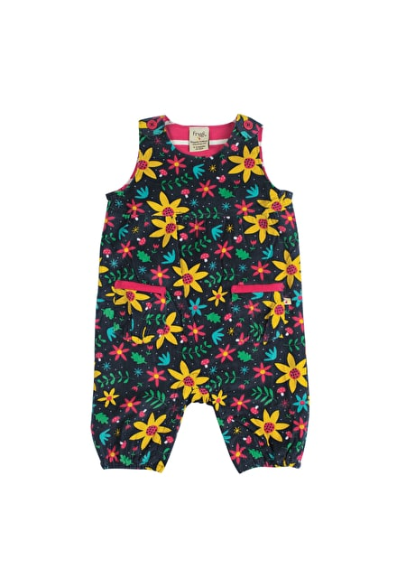 Willow Cord Dungarees