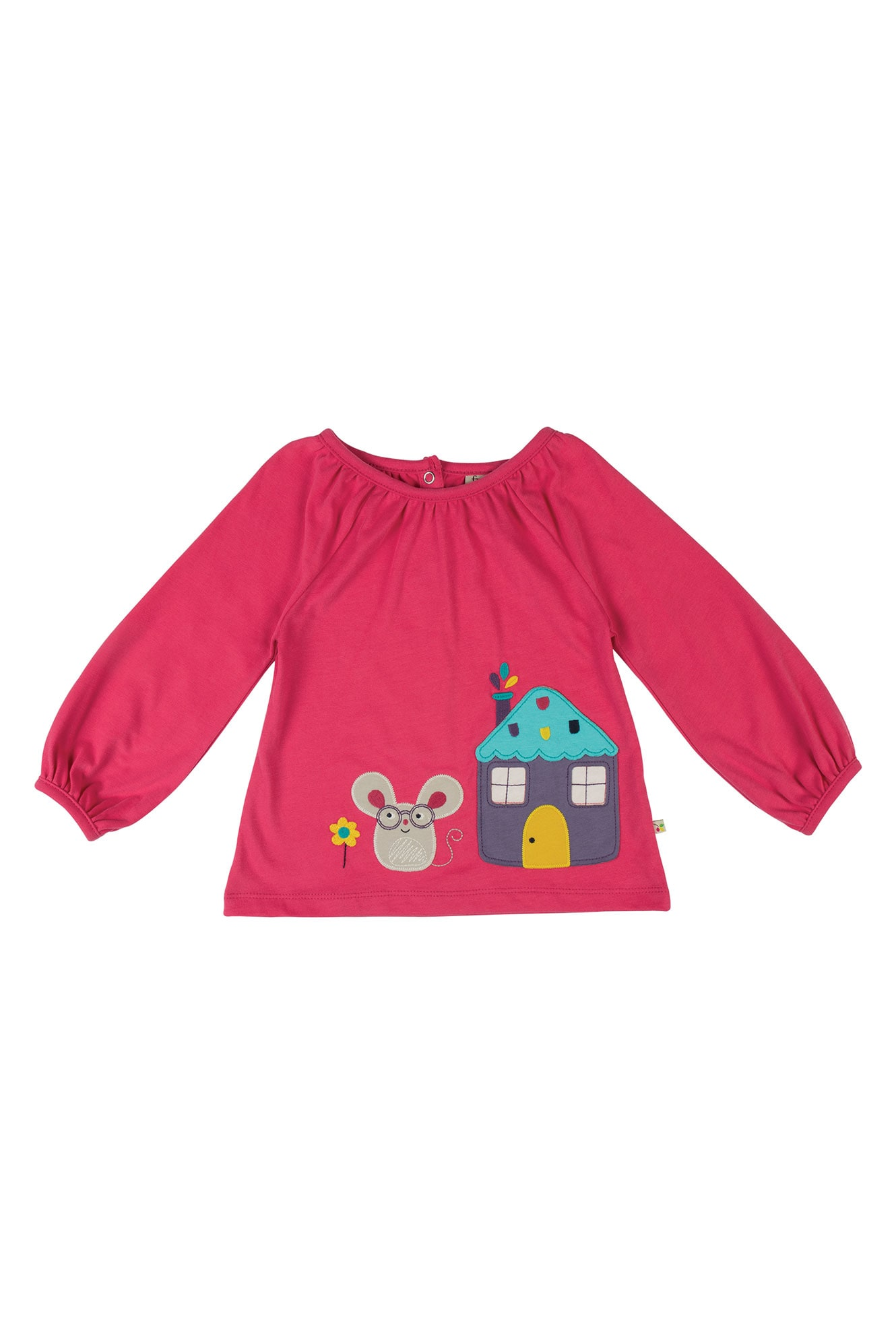 Stockists of Annabel Applique Top