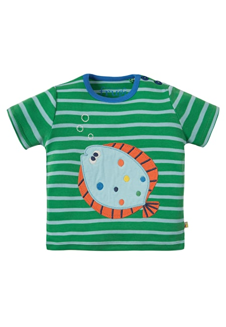 Atlantic Applique T-shirt