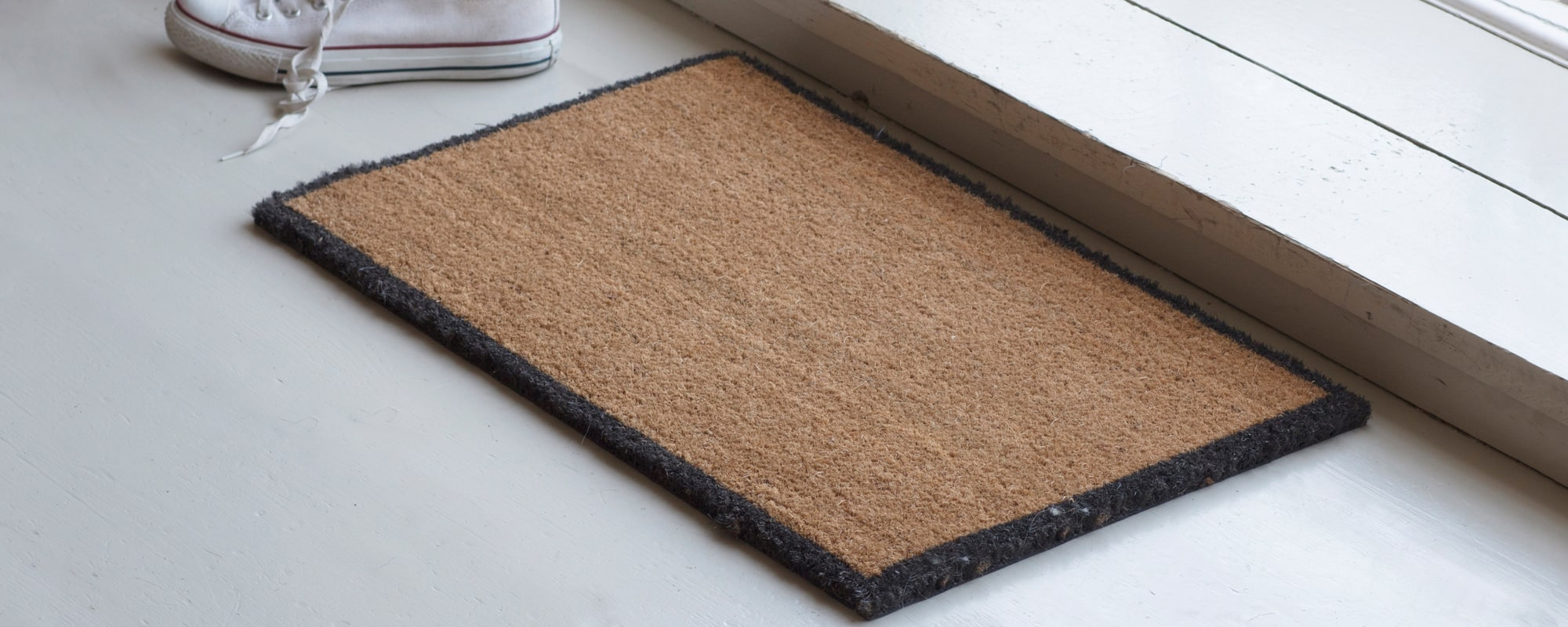 FREE Small Border Doormat when you spend over £100