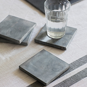 Set of 4 Square Coasters