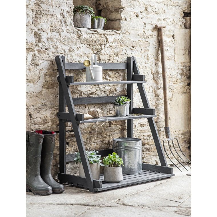 Wooden Latchmere Plant Stand | Garden Trading