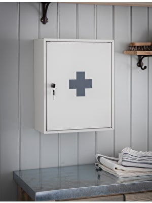 First Aid Wall Cabinet