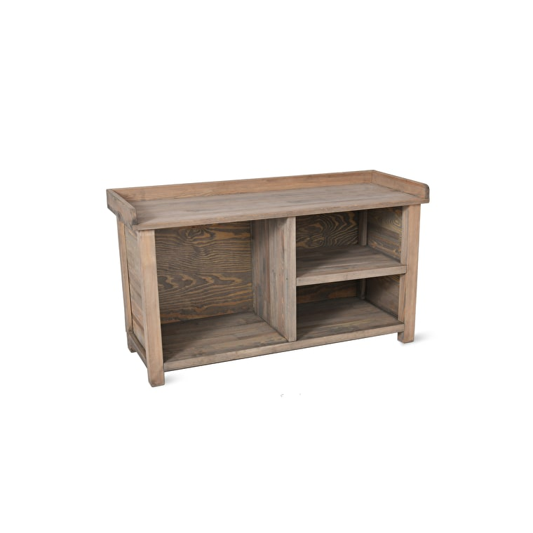 Wooden Aldsworth Welly Bench | Garden Trading