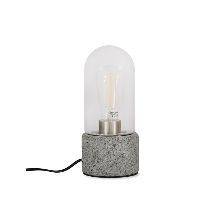 Granite Portland Table Light | Garden Trading