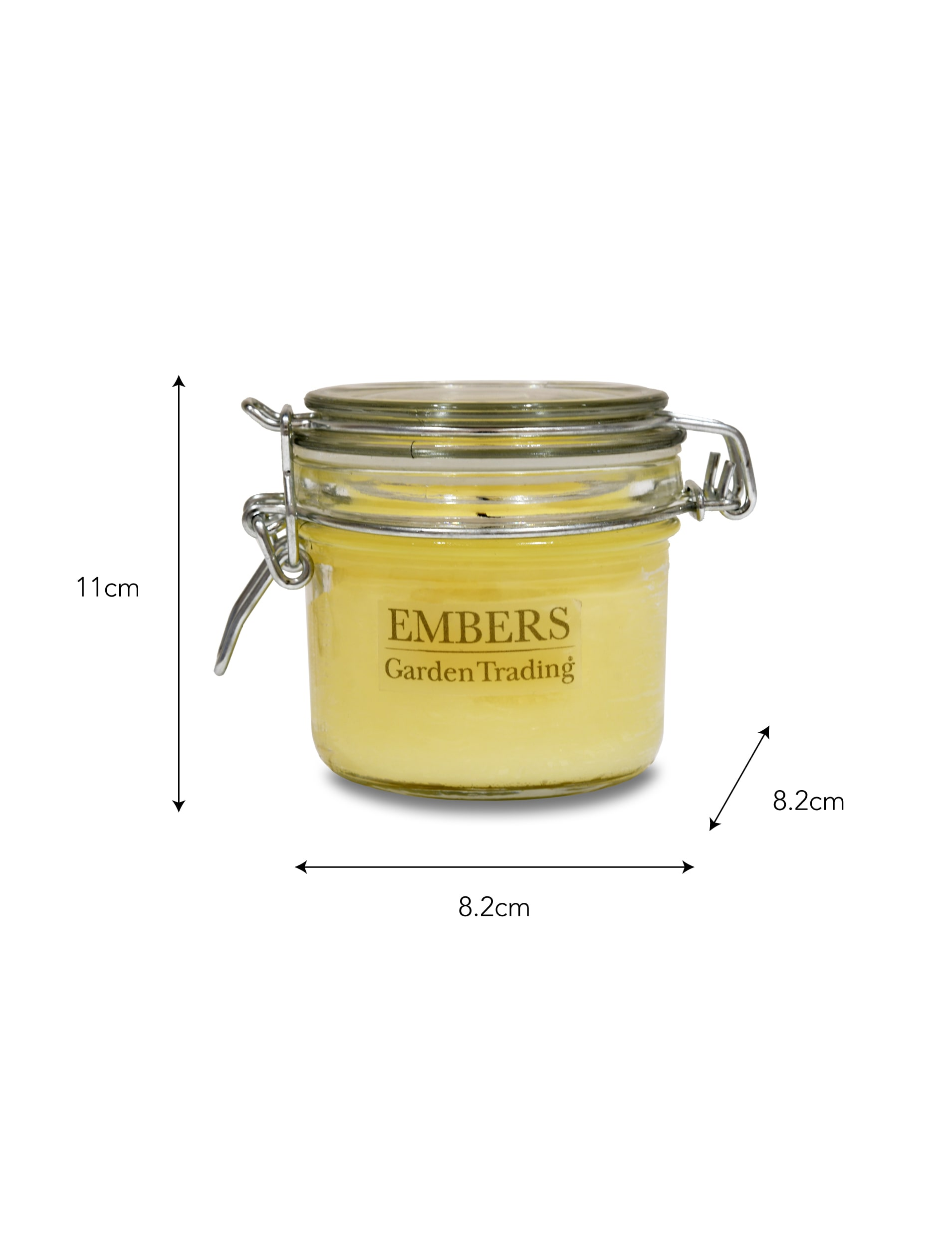Embers House Candle | Garden Trading