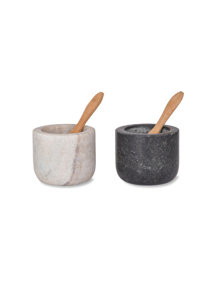 Brompton Salt & Pepper Pots