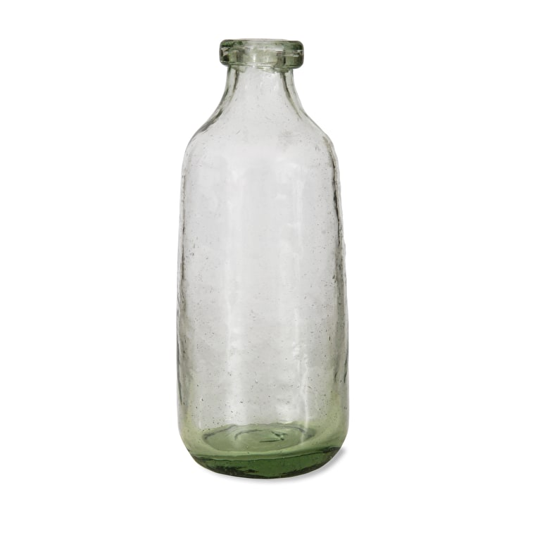 Recycled Glass Bottle Vase in Small, Medium or Large  | Garden Trading