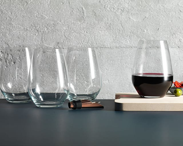 Judge Stemless Glasses