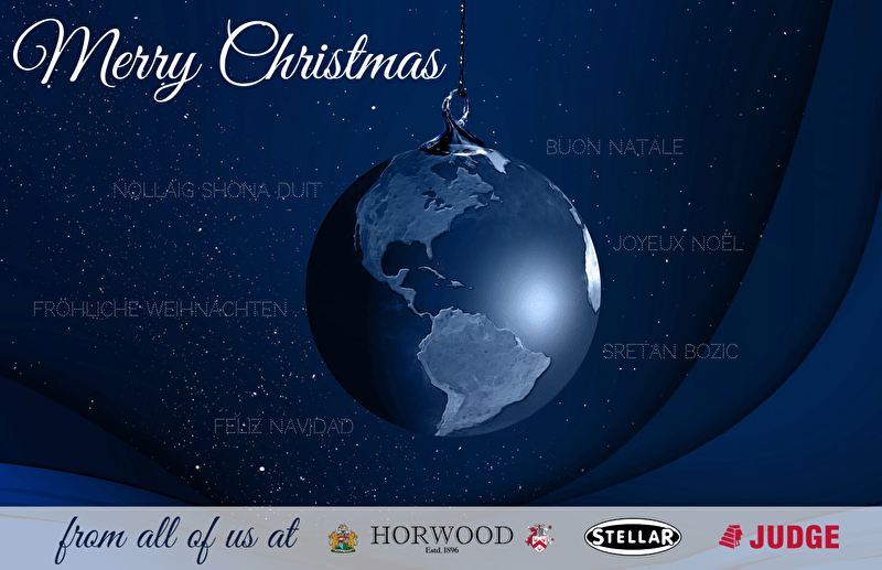 Merry Christmas from all of us at Horwood, Stellar & Judge