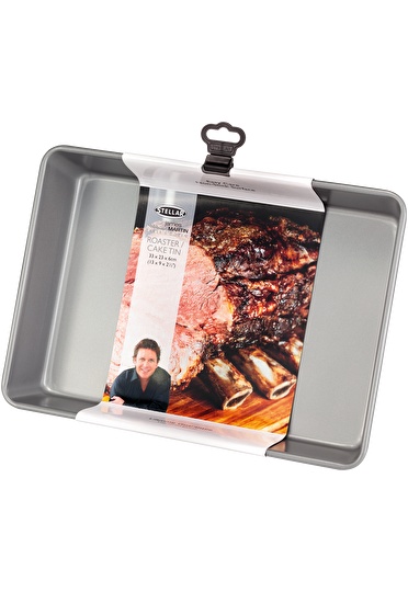 Stellar James Martin Bakers Dozen Cake Tin/Roasting Tr