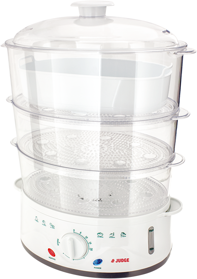 Judge Electricals  3 Tier Steamer Set,