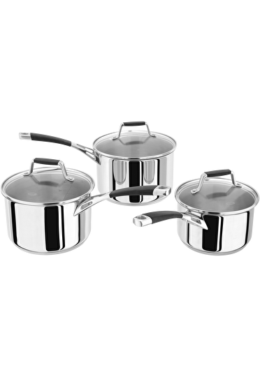 Stellar Induction  Saucepan Set