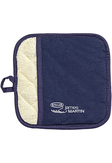 Stellar James Martin Textiles Pot Holder