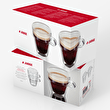 Judge Double Walled Glassware  Coffee Mug Set,