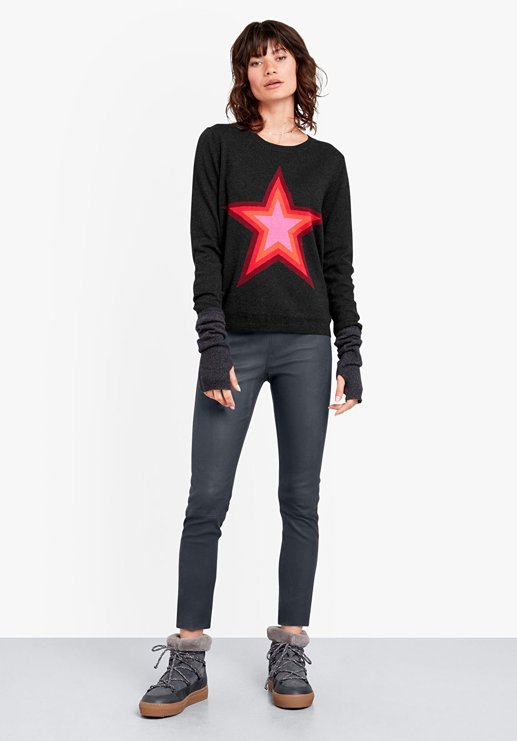 Patti Star Jumper | hush