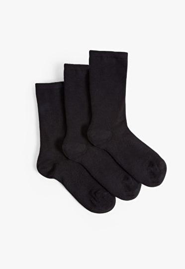 Viscose Mix Sock 3Pck