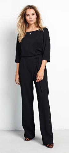 Avery Belted Jumpsuit