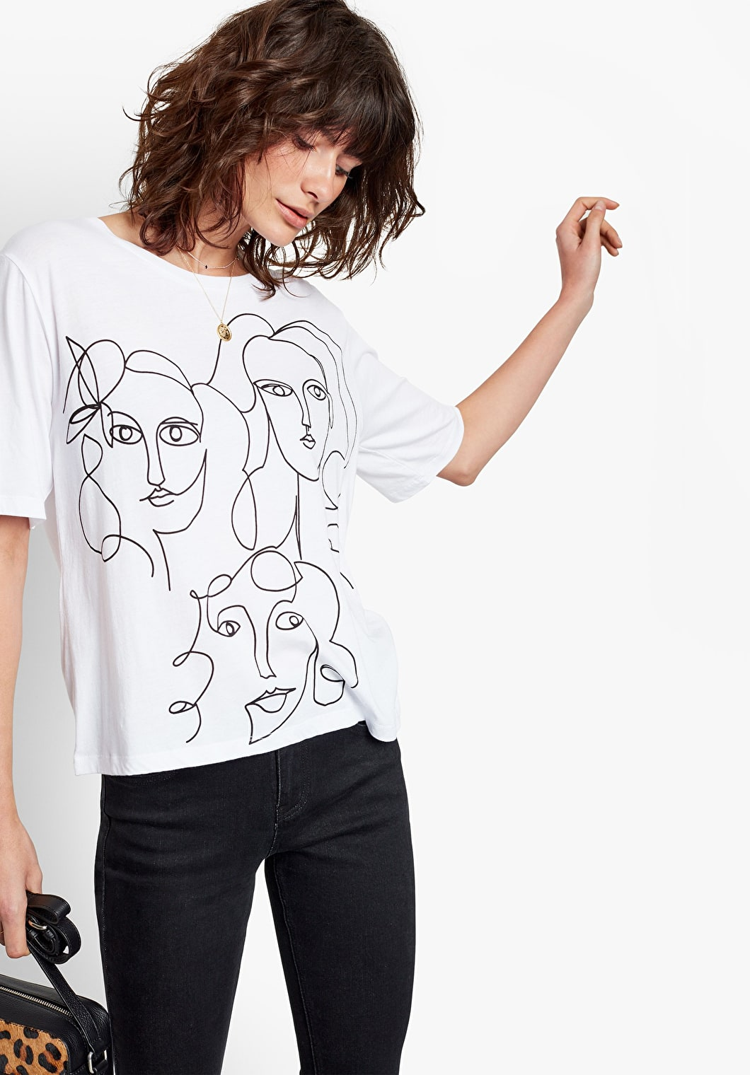 Multi Face Tee | hush