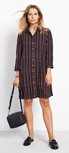 Posey Shirt Dress