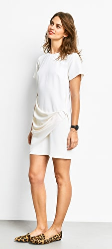 Calla Wrap Dress