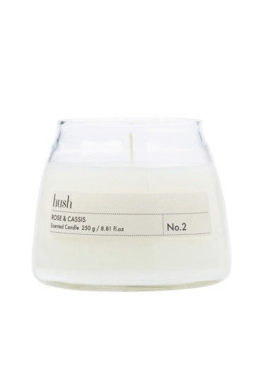 Rose & Cassis Candle 250g