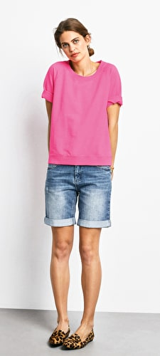 S/S Neon Sloppy Joe