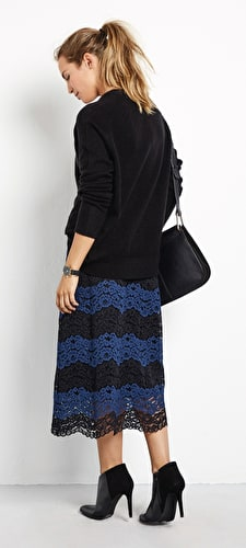Odessa Lace Skirt
