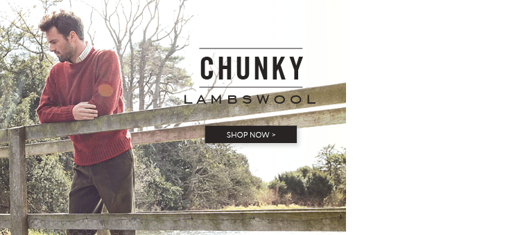 Chunky Lambswool Knits
