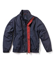Mulgrave Coat - Navy