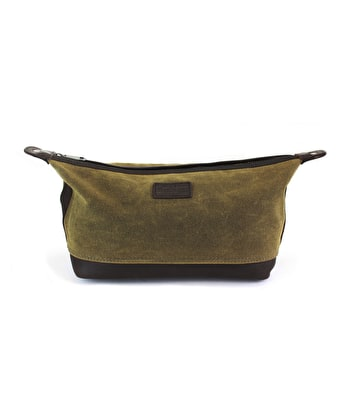 Oxburgh Wash Bag - Olive