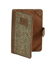 Highland Tweed Kindle Holder