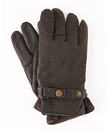 Wax Gloves - Brown