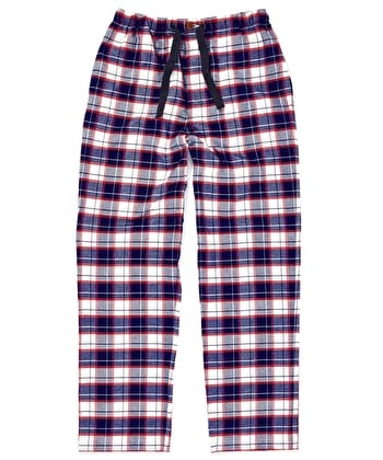 Pull-on Bottoms - Blue/Red/White Check