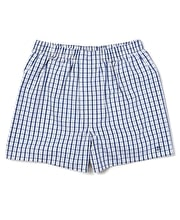 Boxer Shorts - Blue Hardwick Check